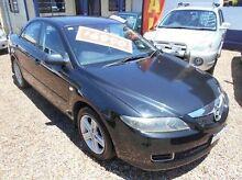 2005 Mazda 6 GG1032 Classic Black 6 Speed Manual Sedan Islington Newcastle Area Preview