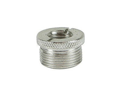 - Screw Thread Adapter for Microphone Stand (5/8
