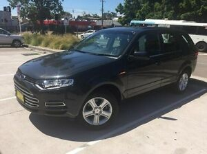 2013 Ford Territory SZ TX Seq Sport Shift Black 6 Speed Sports Automatic Wagon Wolli Creek Rockdale Area Preview
