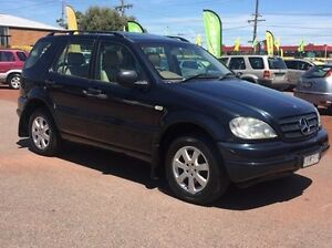 2000 Mercedes-Benz ML320 W163 MY2000 Classic Green 5 Speed Sports Automatic Wagon Thomastown Whittlesea Area Preview