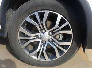 2015 Mitsubishi ASX XB MY15 LS (2WD) White Continuous Variable Wagon Melton Melton Area Preview