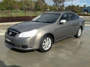 2008 Holden Epica EP MY09 CDX Silver 6 Speed Sports Automatic Sedan Mitchell Bathurst City Preview