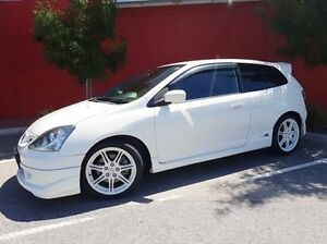 2005 Honda Civic EP3 Type R White 6 Speed Manual Hatchback Cannington Canning Area Preview