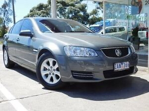 2012 Holden Commodore VE II MY12 Omega Grey 6 Speed Sports Automatic Sedan Hadfield Moreland Area Preview
