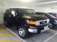 2014 Toyota FJ Cruiser GSJ15R MY14 Black 5 Speed Automatic Wagon Braeside Kingston Area Preview