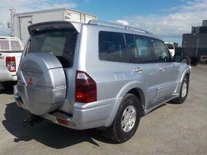 2004 Mitsubishi Pajero Silver Sports Automatic Wagon Pakenham Cardinia Area Preview