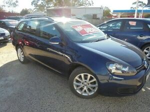 2010 Volkswagen Golf Blue Sports Automatic Dual Clutch Wagon Hastings Mornington Peninsula Preview