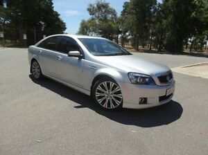 2013 Holden Caprice WN MY14 V Silver 6 Speed Sports Automatic Sedan Elizabeth Playford Area Preview