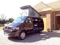 VWT5 (SWB) 2014 Converted Camper/Motorhome