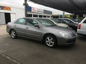 2004 Honda Accord VTi Silver 5 Speed Automatic Sedan Maidstone Maribyrnong Area Preview