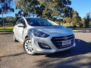 2015 Hyundai i30 GD3 Series II MY16 Active Silver 6 Speed Sports Automatic Hatchback Old Reynella Morphett Vale Area Preview