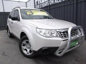 2012 Subaru Forester S3 MY12 X AWD White 4 Speed Sports Automatic Wagon Old Reynella Morphett Vale Area Preview
