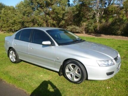 2005 Holden Commodore VZ Equipe Quicksilver 4 Speed Automatic Sedan Warrnambool 3280 Warrnambool City Preview