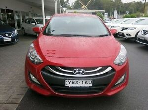 2013 Hyundai i30 GD MY14 Elite Red 6 Speed Manual Hatchback Coffs Harbour Coffs Harbour City Preview