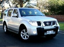 2007 Nissan Pathfinder R51 MY07 TI Silver 5 Speed Sports Automatic Wagon Medindie Gardens Prospect Area Preview