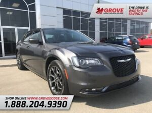 2018 Chrysler 300 300S| Leather| Sunroof| Remote Start| Low KM