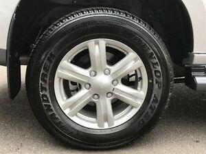 2016 Isuzu MU-X MY15.5 LS-U Rev-Tronic 4x2 Silver 5 Speed Sports Automatic Wagon Morwell Latrobe Valley Preview