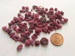 Uncut Rubies from Africa....try your Trades???