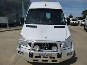 2011 Mercedes-Benz Sprinter NCV3 MY11 416CDI High Roof LWB White 6 Speed Manual Van Coburg North Moreland Area Preview