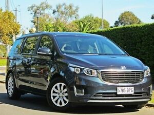2015 Kia Carnival YP MY15 S Blue 6 Speed Sports Automatic Wagon Thorngate Prospect Area Preview