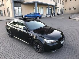 BMW E60 M5 SMG V10 507 FULL BMW SEVICE HISTORY MAY PX