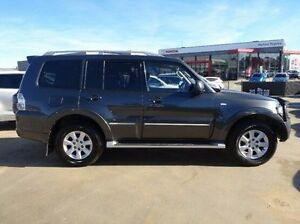 2011 Mitsubishi Pajero NT MY11 Platinum Edition Grey 5 Speed Auto Sports Mode Wagon Melton Melton Area Preview