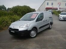 2012 Peugeot Partner B9P MY12 L2 Low Roof MWB Grey 5 Speed Manual Van Windsor Hawkesbury Area Preview