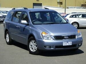2013 Kia Grand Carnival VQ MY13 SI Blue 6 Speed Sports Automatic Wagon Diggers Rest Melton Area Preview