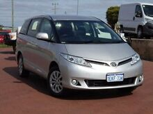 2012 Toyota Tarago ACR50R MY13 GLi Silver 7 Speed Constant Variable Wagon Spearwood Cockburn Area Preview