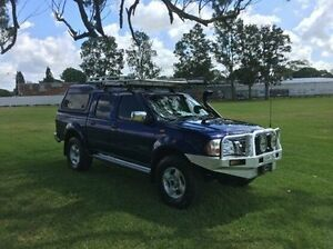 2006 Nissan Navara D22 S2 ST-R Blue 5 Speed Manual Utility East Kempsey Kempsey Area Preview