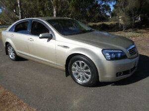 2007 Holden Statesman Brown Sports Automatic Sedan Mile End South West Torrens Area Preview