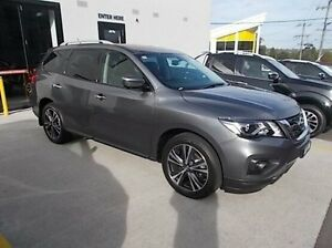 2017 Nissan Pathfinder R52 MY17 Ti X-tronic 2WD Grey 1 Speed Constant Variable Wagon Burwood Whitehorse Area Preview