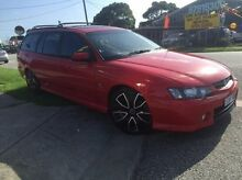 2003 Holden Commodore VY SS Red 6 Speed Manual Wagon Dandenong Greater Dandenong Preview
