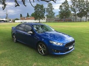 2015 Ford Falcon FG X XR8 Blue 6 Speed Sports Automatic Sedan East Kempsey Kempsey Area Preview