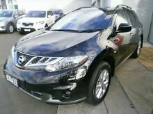 2013 Nissan Murano Z51 Series 3 ST Black 6 Speed Constant Variable Wagon Blackburn Whitehorse Area Preview