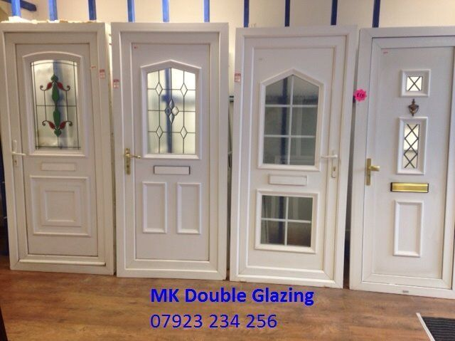plenty upvc front doors for sale in birmingham in hall