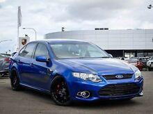 2013 Ford Falcon FG MkII XR6 Turbo Blue 6 Speed Sports Automatic Sedan Parramatta Parramatta Area Preview