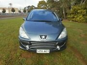 2007 Peugeot 307 Grey Sports Automatic Hatchback Mile End South West Torrens Area Preview