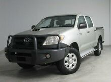2006 Toyota Hilux KUN26R MY05 SR Silver 5 Speed Manual Utility Mount Gambier Grant Area Preview