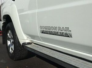 2013 Nissan Patrol White Automatic Wagon Hoppers Crossing Wyndham Area Preview
