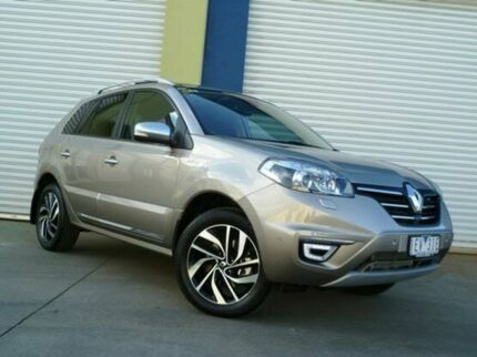 2015 Renault Koleos H45 PHASE III MY15 Bose Premium Mineral Beige 1 Speed Constant Variable Wagon Warragul Baw Baw Area Preview
