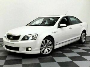 2012 Holden Caprice WM II V White 6 Speed Sports Automatic Sedan Edgewater Joondalup Area Preview