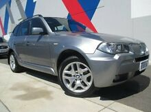 2007 BMW X3 E83 MY07 si Steptronic Silver 6 Speed Sports Automatic Wagon Bunbury 6230 Bunbury Area Preview