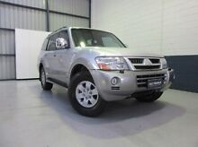 2003 Mitsubishi Pajero NP Exceed Silver 5 Speed Sports Automatic Wagon Windsor Gardens Port Adelaide Area Preview
