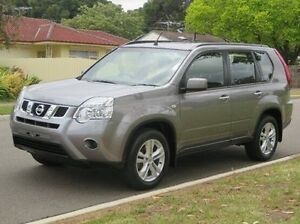 2013 Nissan X-Trail T31 Series V ST Grey 1 Speed Constant Variable Wagon Christies Beach Morphett Vale Area Preview