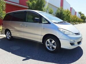 2005 Toyota Tarago ACR30R MY03 Ultima Silver 4 Speed Automatic Wagon Cannington Canning Area Preview