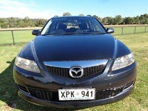 2007 Mazda 6 GY1032 Classic Black 5 Speed Automatic Wagon St Marys Mitcham Area Preview
