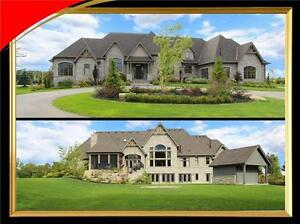 LUXURIOUS LIVING BY BEAUTIFUL PORT PERRY !!