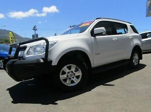 2014 Holden Colorado 7 RG MY14 LT White 6 Speed Sports Automatic Wagon Earlville Cairns City Preview
