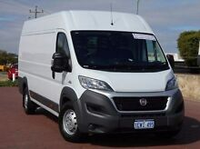 2016 Fiat Ducato Series 4 Mid Roof XLWB Comfort-matic White 6 Speed Sports Automatic Single Clutch V Spearwood Cockburn Area Preview